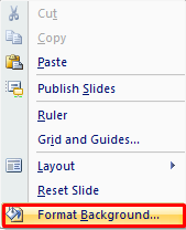 how to make your slide interesting without using a design template